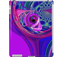 spherical hole iPad Case/Skin