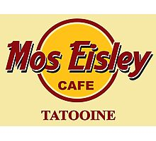 Mos Eisley Cafe Photographic Print