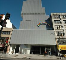 New Museum of Contemporary Art by mtths