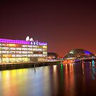 Clyde at Night Time by brianmcgui