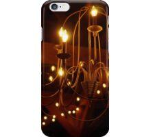 Old Timey Lightbulbs iPhone Case/Skin