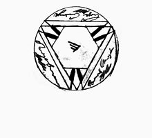 Full Metal Alchemist Fan made transmutation circle Unisex T-Shirt