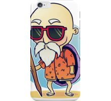 Master Roshi iPhone Case/Skin