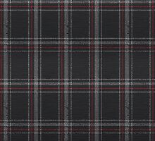Volkswagon Golf GTI seat plaid pattern by ApexFibers