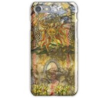 Spring Morning Sun iPhone Case/Skin