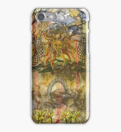 Spring Morning Sun iPhone Case/Skin