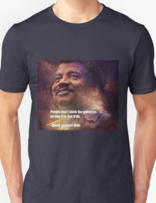 Black Science Man Unisex T-Shirt