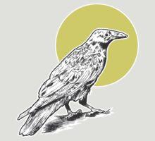 Crow by artfulscientist