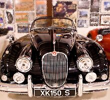 XK150 S by barkeypf