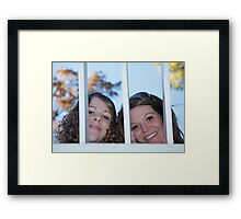 Mom's Have Fun Too Framed Print