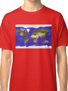 Ocean Currents Classic T-Shirt