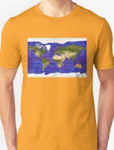 Ocean Currents Unisex T-Shirt