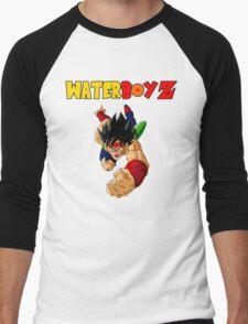WATER BOYZ Men's Baseball ¾ T-Shirt