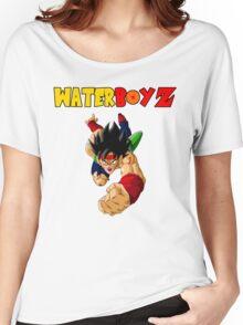 WATER BOYZ Women's Relaxed Fit T-Shirt