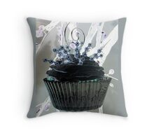 Cuppy The Cake Ice Throw Pillow