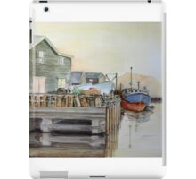 Fishing Boats in Peggy's Cove iPad Case/Skin