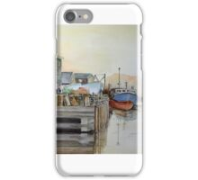 Fishing Boats in Peggy's Cove iPhone Case/Skin