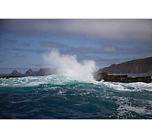 seascapes #202, deep water Photographic Print