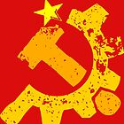 Communist Party of Turkey TKP logo Symbol  by SofiaYoushi