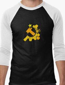 Communist Party of Turkey TKP logo Symbol  Men's Baseball ¾ T-Shirt