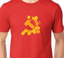 Communist Party of Turkey TKP logo Symbol  Unisex T-Shirt