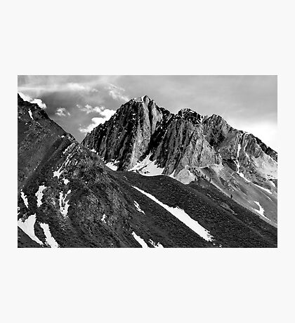 Mount Morrison Photographic Print
