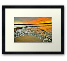 Magic - Balmoral Beach - The HDR Series Framed Print
