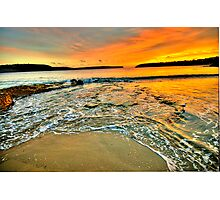 Magic - Balmoral Beach - The HDR Series Photographic Print
