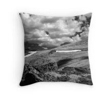 Rocky Mountain National Park Throw Pillow