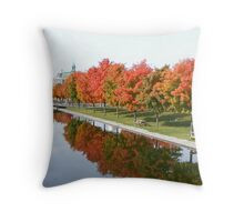 Montreal Throw Pillow