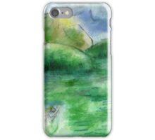 BOAT TRIP(DIGITAL)(C2013) iPhone Case/Skin