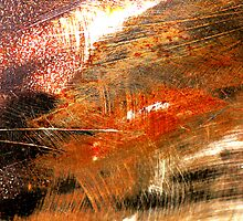 Rusty Palette by Marilyn Harris