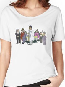 Morris Day and the Time Bandits Women's Relaxed Fit T-Shirt