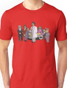 Morris Day and the Time Bandits Unisex T-Shirt