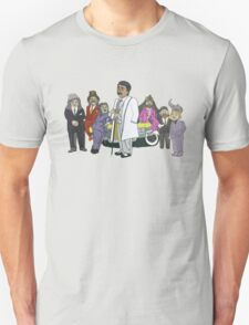 Morris Day and the Time Bandits T-Shirt