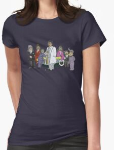 Morris Day and the Time Bandits Womens Fitted T-Shirt