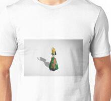loki oil painting style 3d render Unisex T-Shirt