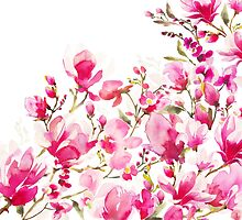 Enchanted Garden by Nicole Onslow