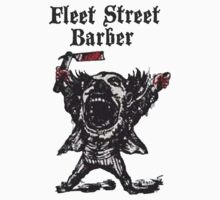 Fleet Street Barber by NotNow