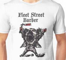 Fleet Street Barber Unisex T-Shirt