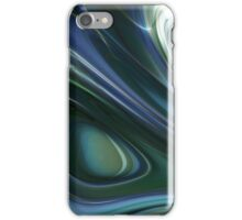Like ink to water iPhone Case/Skin