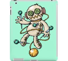 Voodoo puppet iPad Case/Skin