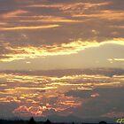 Pastel Sunset by Fareday