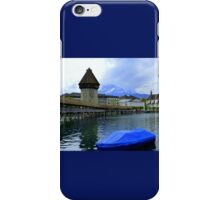 Lucerne Tranquility iPhone Case/Skin