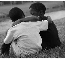 Best kind of friend is a twin... by Tanya Wallace