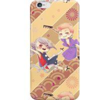Tourabu! iPhone Case/Skin