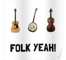 Folk Yeah Poster