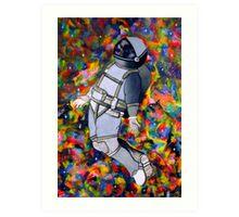 Space Cadet Art Print