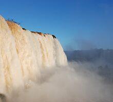 Iguazu Falls by Amanda Yee