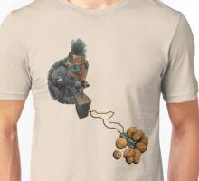 Urban Survival Squirrel upgrade 2nd addition  Unisex T-Shirt